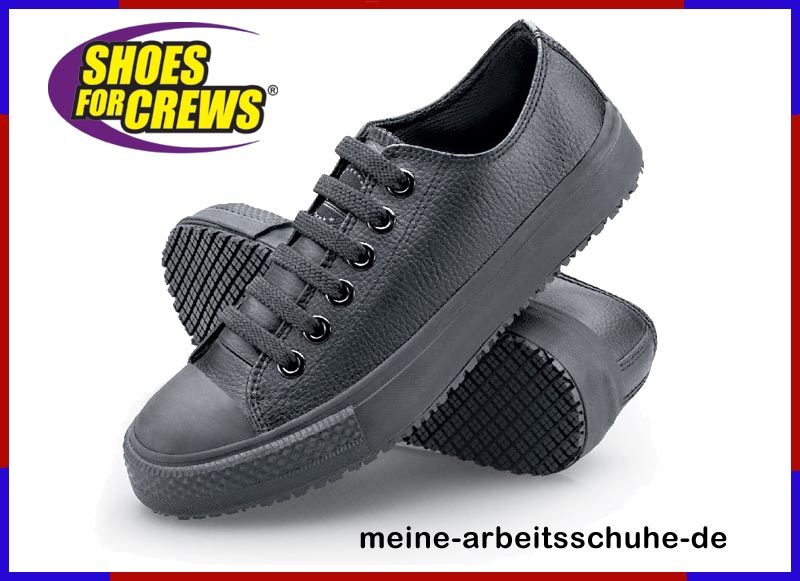sfc arbeitsschuhe gastronomie old school low rider ii shoes for
