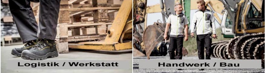Handwerk - Logistik - Industrie
