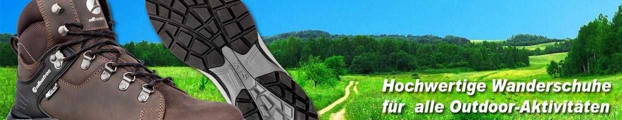 ALBATROS LOFOTEN CTX MID Trekkingschuhe Stiefel Outdoor Wanderschuhe