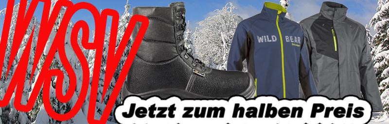 Warme und funktionelle Schuhe für die kalte und nasse Jahrezeit.