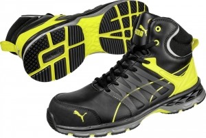 PUMA Arbeitsschuhe Motion Protect VELOCITY 2.0 yellow mid  633880, S3, ESD