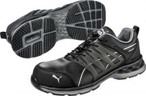 PUMA 643840, Arbeitsschuhe Motion Protect VELOCITY 2.0 black low S3 ESD