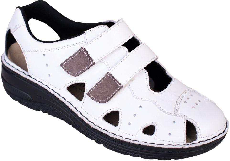 berkemann berkoflex damen sandale sneaker larena wei arbeitsschuhe und sicherheitsschuhe f r. Black Bedroom Furniture Sets. Home Design Ideas