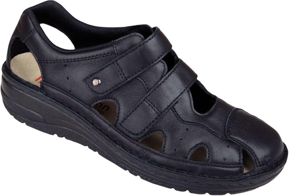 berkemann berkoflex damen sandale sneaker larena schwarz arbeitsschuhe und sicherheitsschuhe. Black Bedroom Furniture Sets. Home Design Ideas