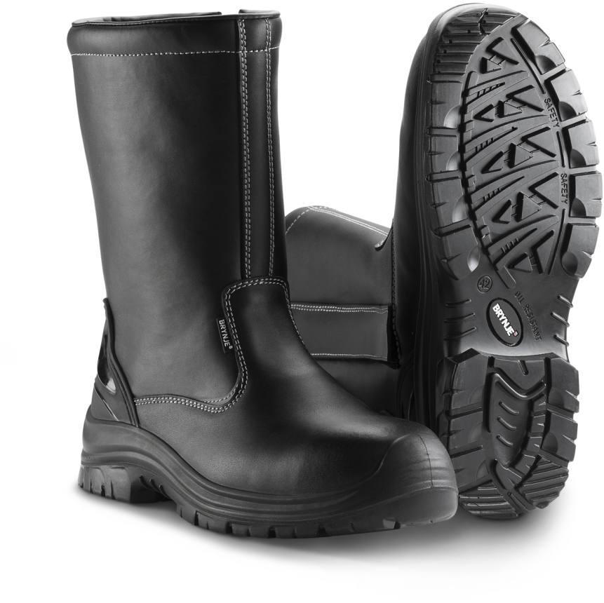 für warme Füße bei der Arbeit Brynje warme Winter Arbeitschuhe Sicherheitsschuhe ULTRA BOOT S3 ...