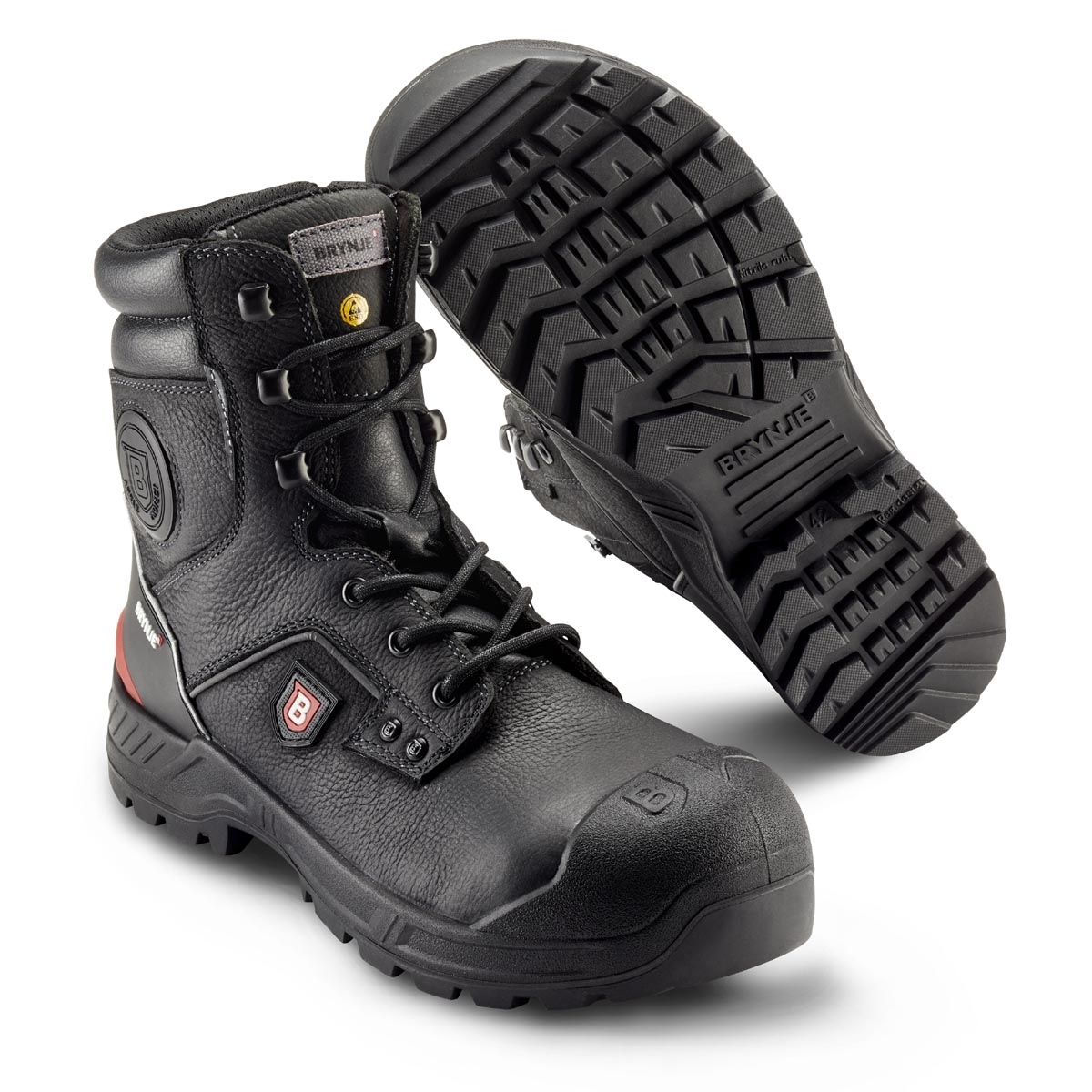 hot sale online b74be 3cf4e Brynje Winterstiefel 413 SUPPORTER HRO, S3 SRC, ESD. ALU-Kappe, Thinsulate™