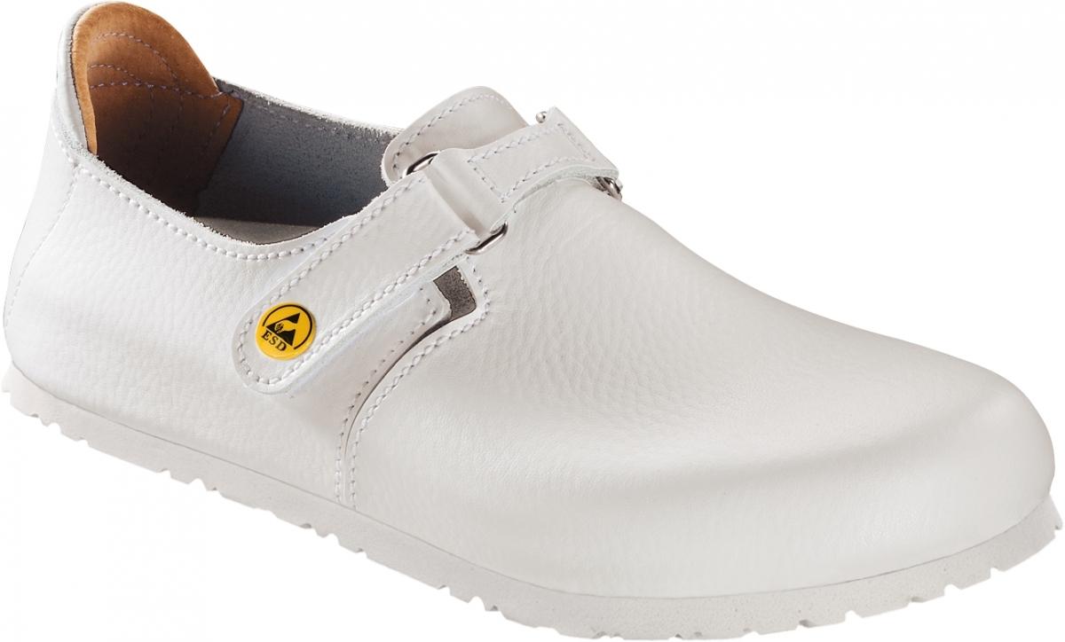 Details zu Neu! BIRKENSTOCK Schuhe Modell LINZ Gr. 36 Weite normal schwarz !!!