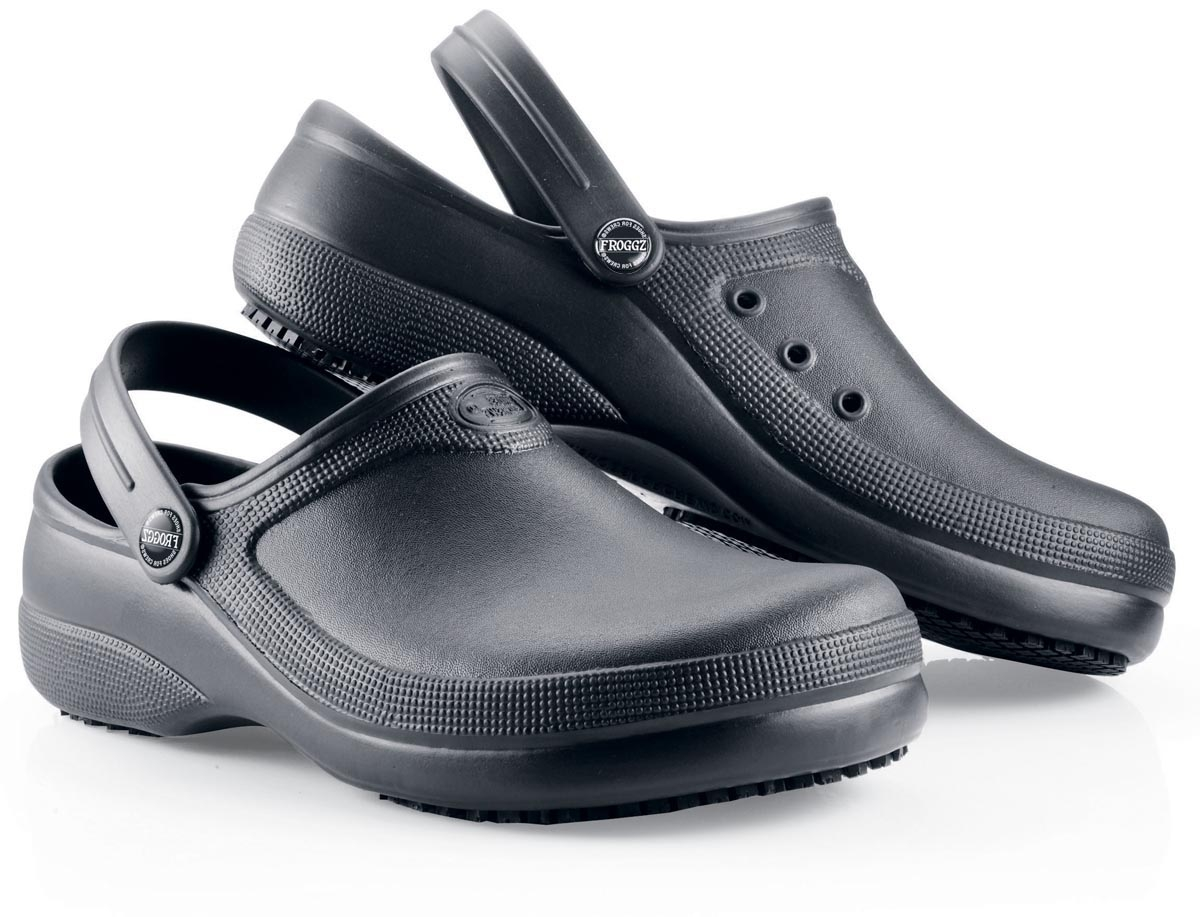 Shoes for Crews, rutschfeste Arbeitsschuhe für Gastronomie, Service ...