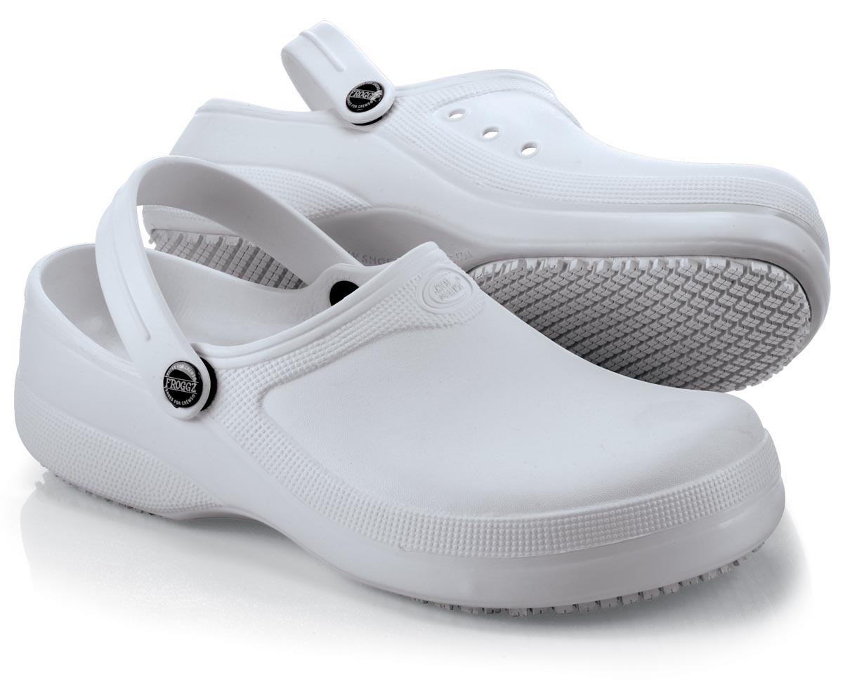shoes for crews ultraleichte sfc clogs k che klinik froggz 5011. Black Bedroom Furniture Sets. Home Design Ideas
