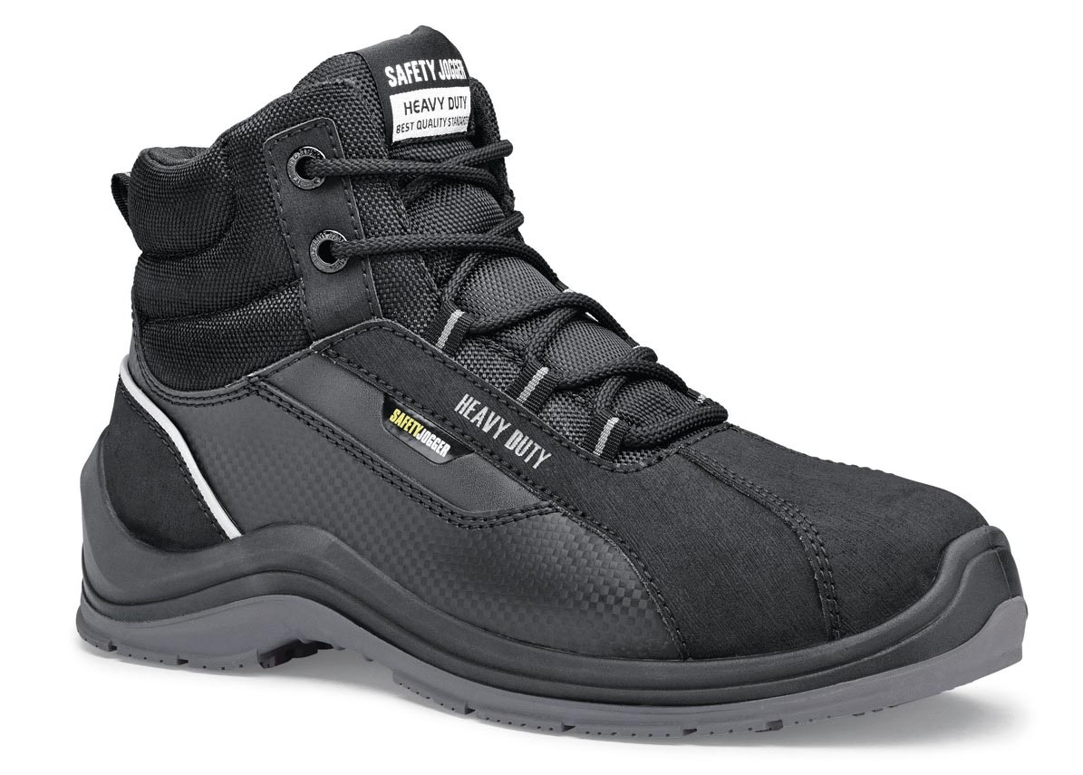 sports shoes 455e3 47d2f SFC by Safety Jogger rutschfeste Arbeitsschuhe mit Stahlkappe ELEVATE81, S1P