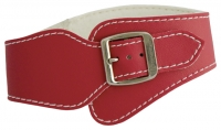 Berkemann HOLZ Ersatz-Wechselriemen rot Original-Sandale