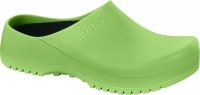 BIRKENSTOCK 068081, PU-Clogs Super Birki apple green