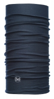Original BUFF Halstuch Thermal, Multifunktionstuch mit Thermolite, dunkelblau