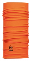Original BUFF Halstuch DryCool, Multifunktionstuch mit Coolmax, orange Fluor