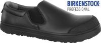 BIRKENSTOCK 1011228 Arbeitsschuhe MIT Stahlkappe QS400 rutschfeste Sohle SRC, schwarz