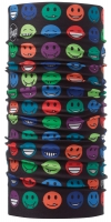 Original BUFF Medical Collection, Coolmax Multifunktionstuch, smiley multi