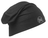 Original BUFF Chefs Hat Collection aus Coolmax Gewebe, solid black