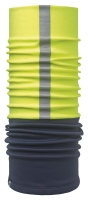 Original BUFF Halstuch Windproof, Multifunktionstuch mit Thermolite, gelb Fluor