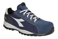 UTILITY DIADORA 173530, Glove Tech low, Arbeitsschuhe mit GEOX-System Schutzklasse S1P, Leder blau
