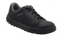 AWC ECO WORK 26350, Arbeitsschuhe SRC-Sneaker TOP Rutschhemmung, MIT Stahlkappe, schwarz