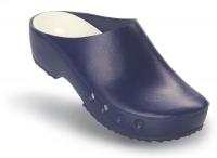 Schürr OP-Clogs Chiroclogs Classic blau ohne Fersenriemen