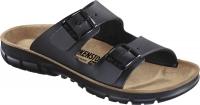 BIRKENSTOCK Professional 520791 + 520793, Modell Bilbao mit Weichbettung Soft Footbed, Birkoflor schwarz