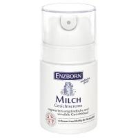 ENZBORN Milch Gesichtscreme, für empfindliche und Sensible Haut, 50 ml