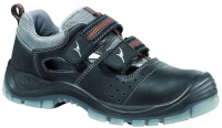 ALBATROS -Energy low- Sicherheitsschuhe Arbeitsschuhe Sandale S1 Gr. 39  --SONDERPREIS--