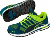 PUMA 643170, Urban Protect ELEVATE KNIT Green low,  Sicherheitsschuhe Arbeitsschuhe S1P ESD