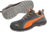 PUMA 643620, Essentials OMNI orange Sicherheitsschuhe Arbeitsschuhe S1P