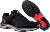 ALBATROS Viale black low 654430, sportliche Halbschuhe für Beruf und Freizeit, Trekking- Outdoorschuhe