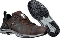 ALBATROS Brione CTX low 654470, Herren Wanderschuhe Trekking- Outdoorschuhe mit atmungsaktiver Membrane, Fettleder