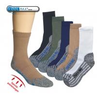 COOLMAX Hightech-Socken für Beruf und Freizeit, 6er Pack