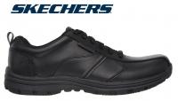 SKECHERS Berufsschuhe work relaxed fit, rutschfeste Herren-Arbeitsschuhe SRC, HOBBES FRAT 77036, SRC