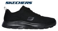 SKECHERS Berufsschuhe Flex Advantage - Bendon SR 77125, work relaxed fit, rutschfeste Herren-Arbeitsschuhe Gr. 42-46