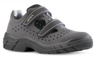 ARTRA Klett-Sandale Arbeitsschuhe Logistik Verkauf Handwerk, STAHLKAPPE S1, Gr. 46  --SONDERPREIS--