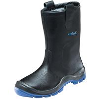 ATLAS Winter Arbeitsschuhe Webpelz, Waterproof AB 822 XP S3