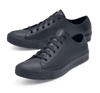 Shoes for Crews, SFC Arbeitsschuhe DELRAY, Leder, 38649 Herren