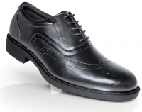 Shoes for Crews 5218, SFC Arbeitsschuhe EXECUTIVE WING TIP mit Stahlkappe, S2