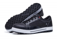 Shoes for Crews, rutschfeste Sneaker Sicherheitsschuhe FERGUS Denim 79778 S3