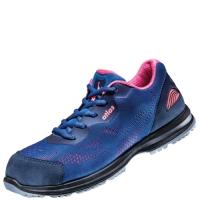 ATLAS Arbeitsschuhe GX 100 blau/pink S1 ESD