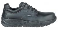 Arbeitsschuhe COFRA TOKUI black mit Maxi-Comfort-Sohle. Arbeitsschuhe mit Schutzkappe, S3 SRC