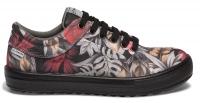 trendige Damen-Arbeitsschuhe VENICE rose, bequeme Sneaker  S1P