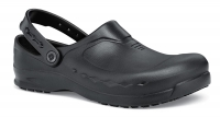 Shoes for Crews, SFC Ultraleichte rutschfeste Clogs, Küche Gastronomie Service, ZINC 66064 schwarz
